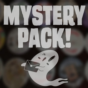 MYSTERY BAG! Button 4 pack