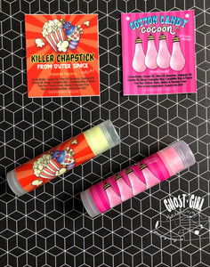 Chapstick Set: Outer Space