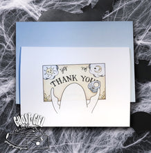 Load image into Gallery viewer, Ghosts For All Occasions: Thank You Greeting Card