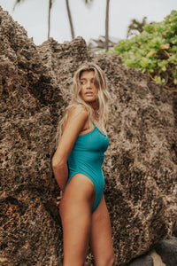 Hendrix one-piece - Ribbed