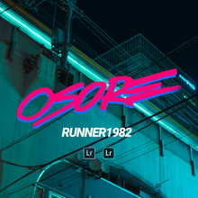 Load image into Gallery viewer, Osore Runner1982 Preset