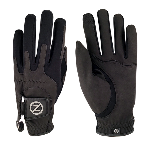 ZERO FRICTION™ MEN'S STORM™ MEN'S ALL WEATHER COMPRESSION FIT GOLF GLOVES (PAIR)