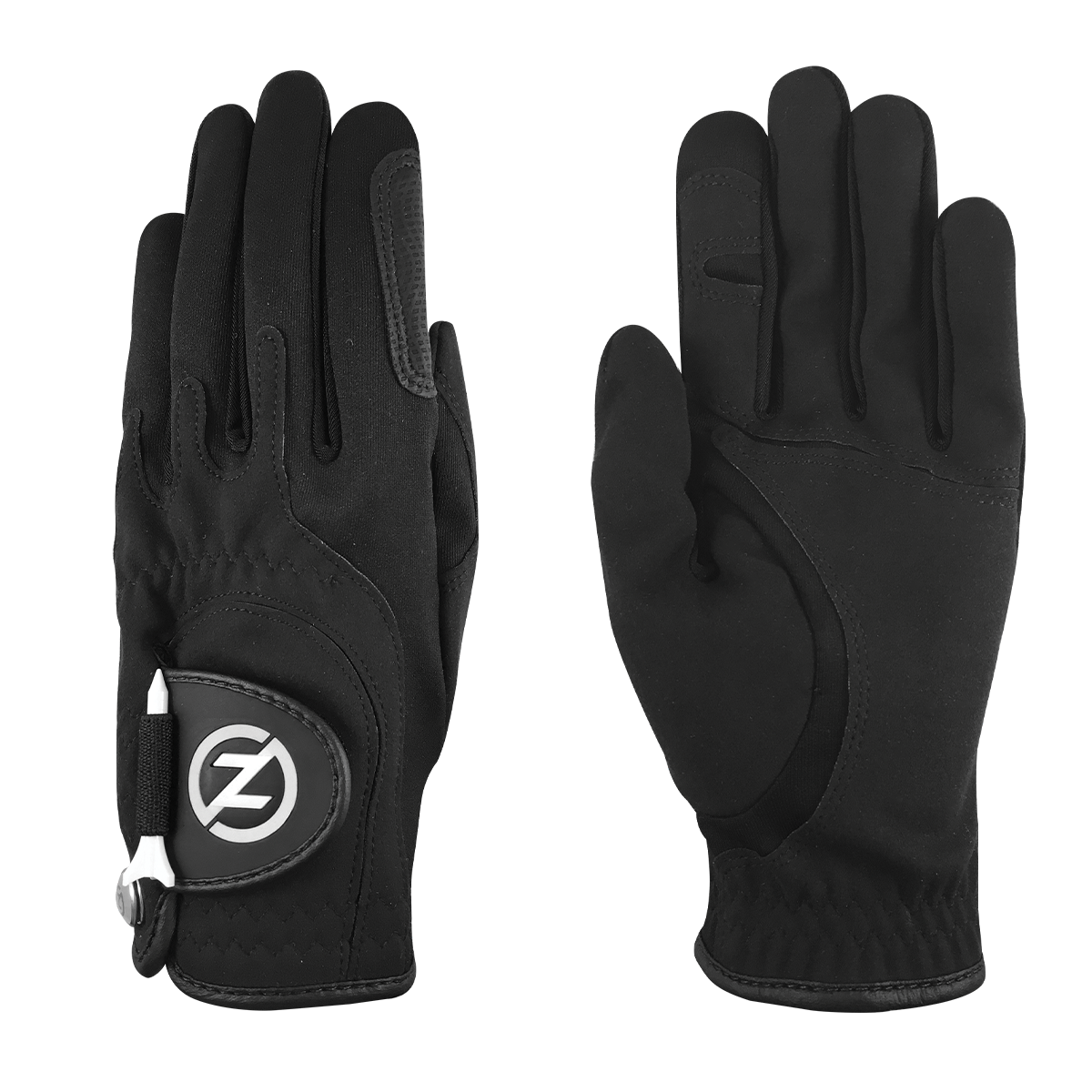 ZERO FRICTION™ LADIES STORM™ ALL WEATHER COMPRESSION FIT GOLF GLOVES (PAIR)