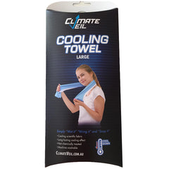 Climate Veil Cooling Towel Large