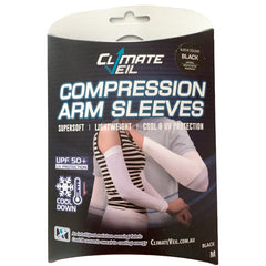 Climate Veil Compression Arm Sleeves