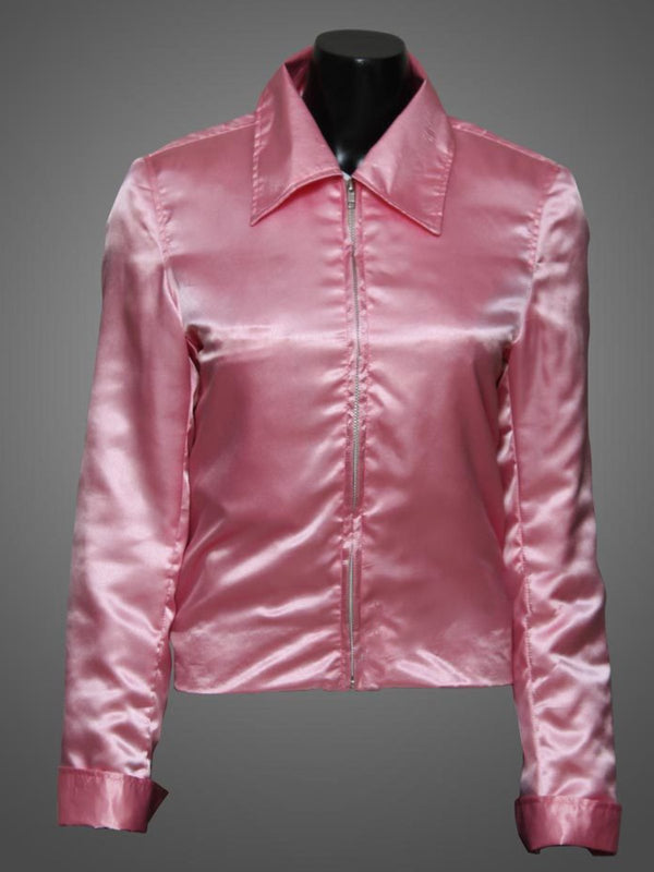 Grease Live Pink Ladies Jacket 1950s Halloween Costume