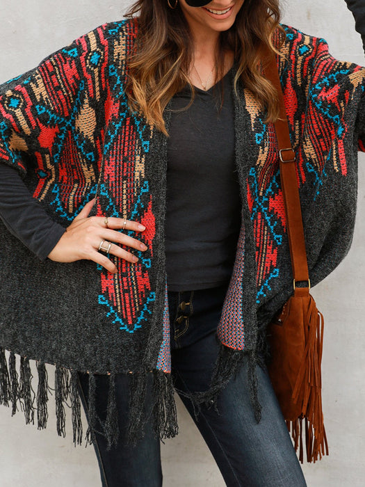 Holiday Tribal Outerwear