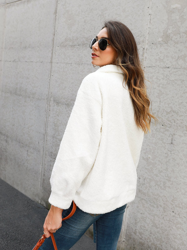 Turtleneck Holiday Shift Outerwear