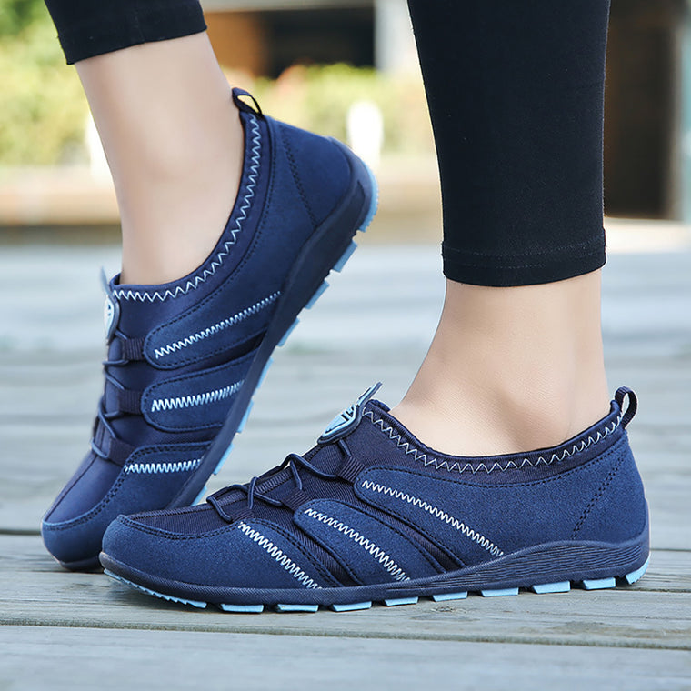 Women Soft Bottom Comfortable Breathable Sneakers