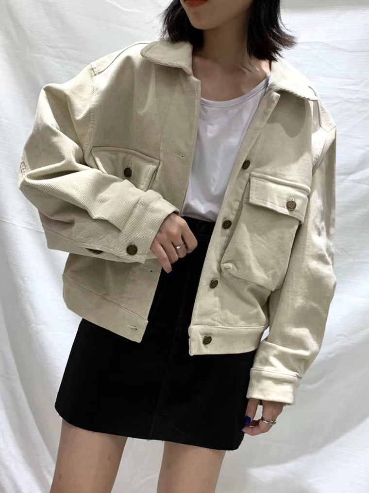 Long Sleeve Casual Jacket