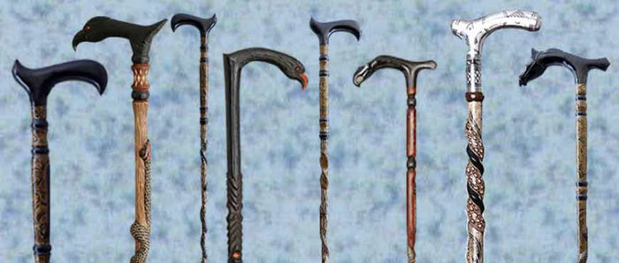 Upgrade Your Collection Of The Unique- Collectible Walking Canes