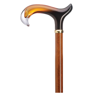 Derby Handle Wooden Canes