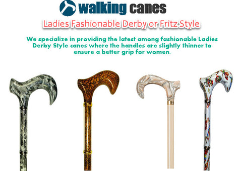 walking canes for ladies