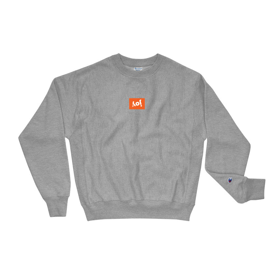 For Joy X Champion Crewneck