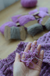 knitting for beginners, frogging your knit