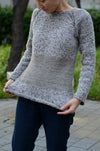 A streak of sweater knitting in fall: The fast and chunky sweater knits
