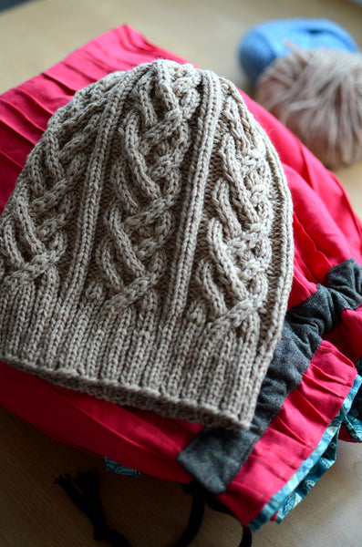 knitting for beginners christmas gift knitting hat free pattern