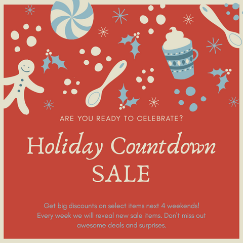 holiday sale for knitters