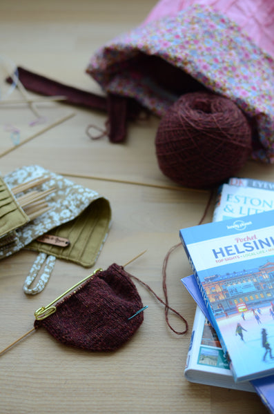 prepare your summer vacation with knit and crochet