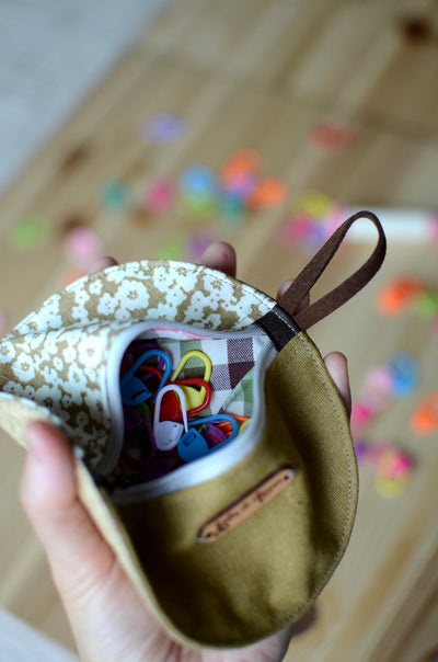 Coin purse/ Perfect for gift exchange, stocking stuffer, and self-gifting