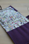 awesome knitting needle case for interchangeable needle sets great gift for knit beginners