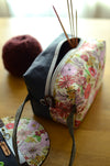 Perfect gift for sock knitters: sock project bag