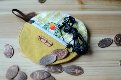 Coin wallet/ Perfect for gift exchange, stocking stuffer, and self-gifting