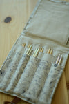 Knitting Needle Holder for double pointed knitting needle sets one of a kind!