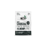 CBDfx 20mg CBD Face Mask - Charcoal