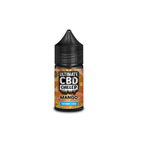 Ultimate Puff CBD Chilled 500mg 30ml E-Liquid (70VG/30PG)
