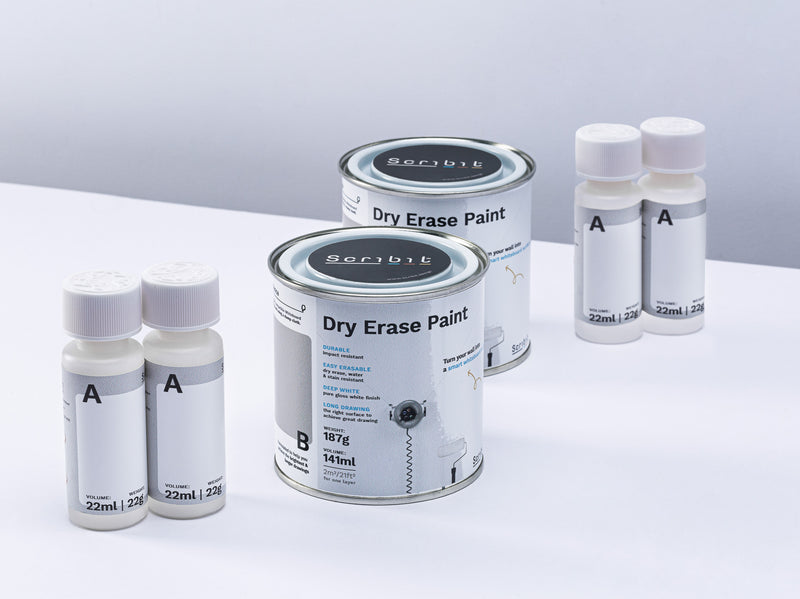 Scribit Dry Erase Paint