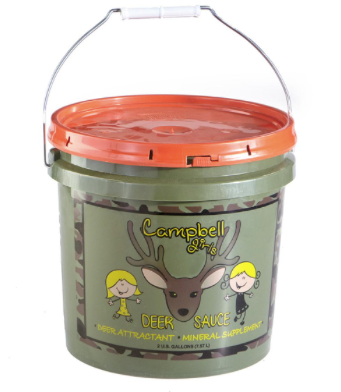 Campbell Girls Deer Sauce
