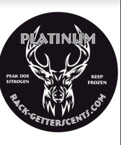 Rack Getter Platinum Peak Doe Estrogen - 2oz