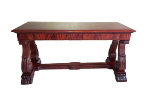 Beautiful Henredon Buffet/Server With Crotch-Mahogany - Grand Expressions Gallery and Home Store