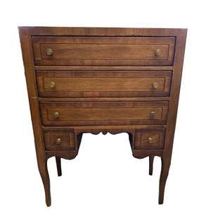 Small Italian Chest with Lined Drawers - Grand Expressions Gallery and Home Store