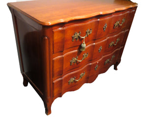 John Widdicomb French Provincial Cherry Three Drawer Dresser - Grand Expressions Gallery and Home Store