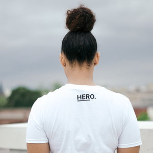 SurvivHer. (White) Unisex T-Shirt