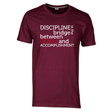 Laden Sie das Bild in den Galerie-Viewer, Discipline T-Shirt