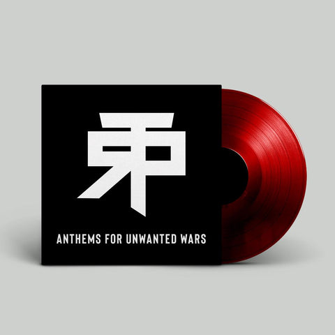 "New Album Red 12"" Vinyl - Limited Edition"