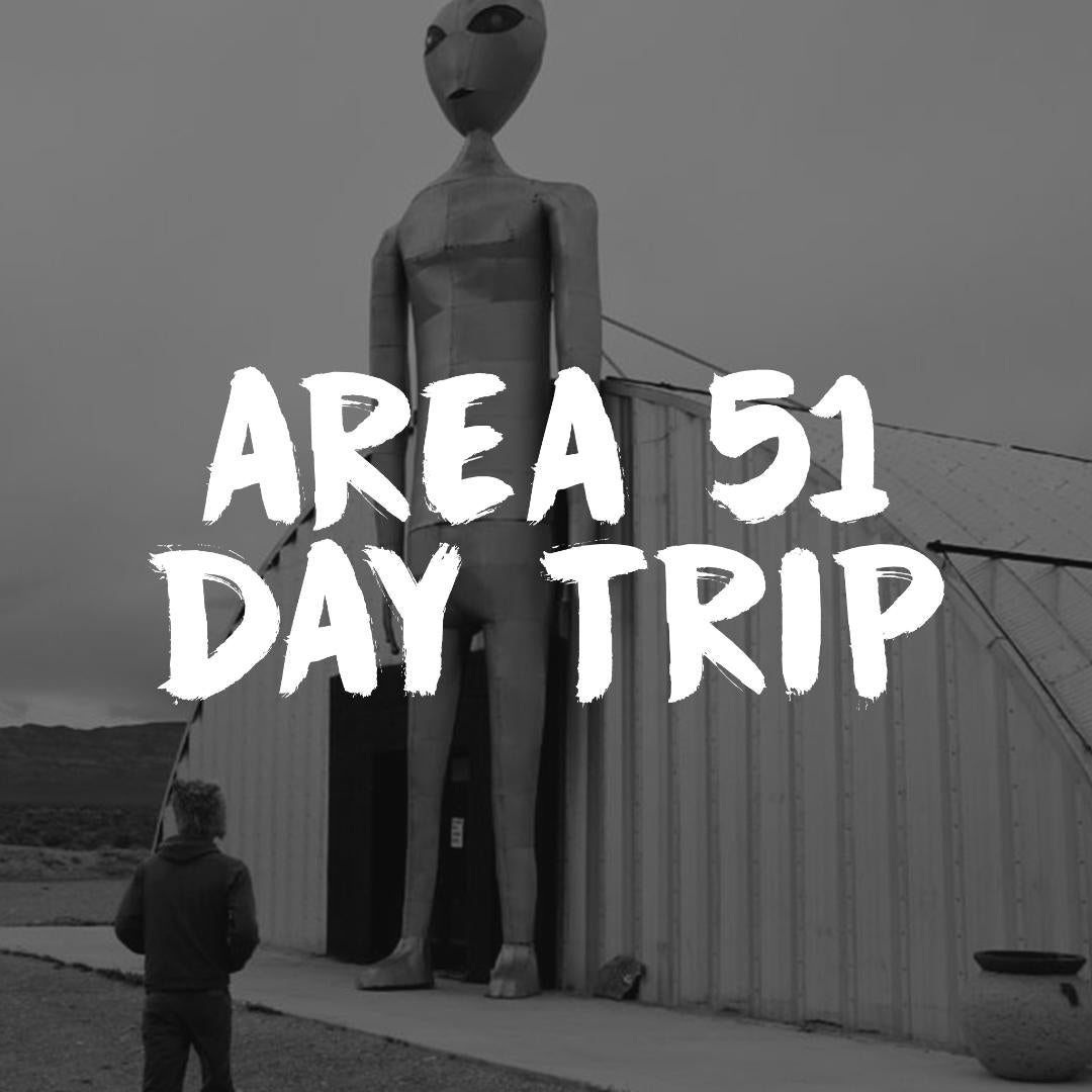 Day Trip with TRP to Area 51, Nevada