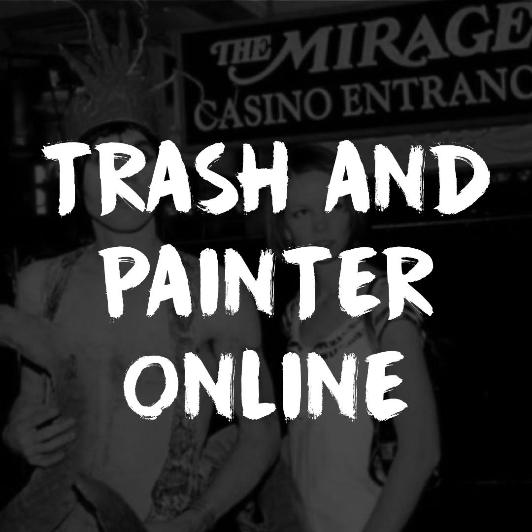 Trash Mcsweeney & Painter Private Online Experience + Live Q&A