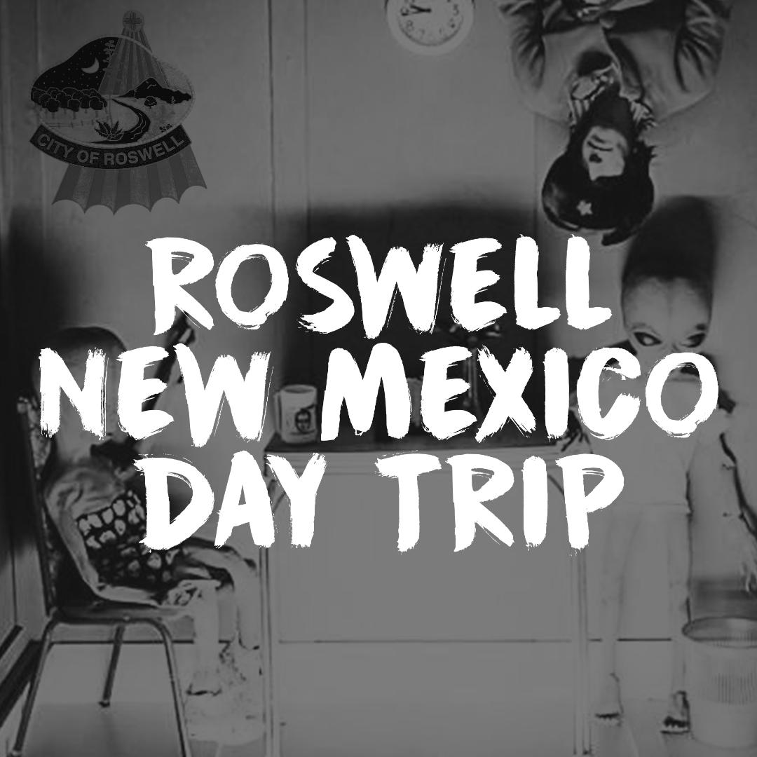Day Trip with TRP to Roswell, NM + Private Acoustic Concert