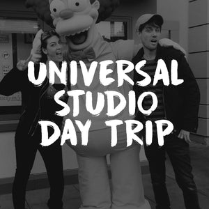 Day Trip to Universal Studios Hollywood