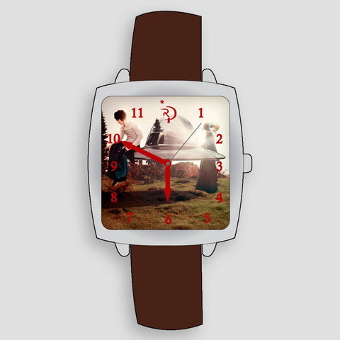 Wrist Watch / We Are On Our Own Design