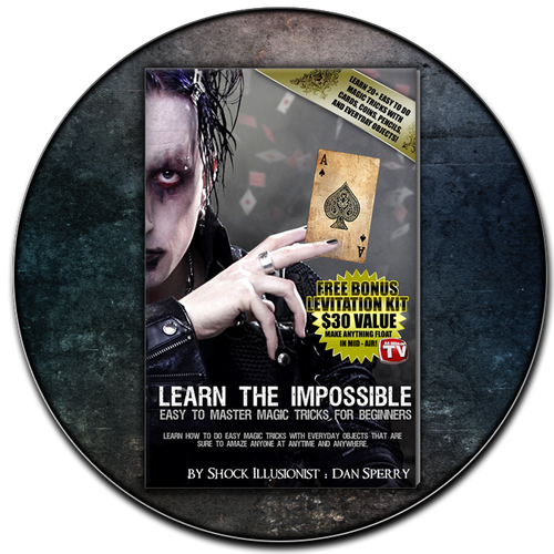 Learn The Impossible - Booklet
