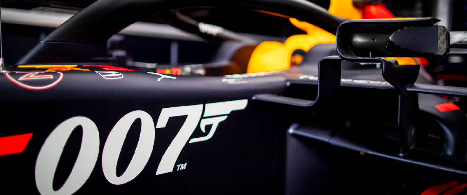 Red Bull y James Bond en ¡Silverstone!
