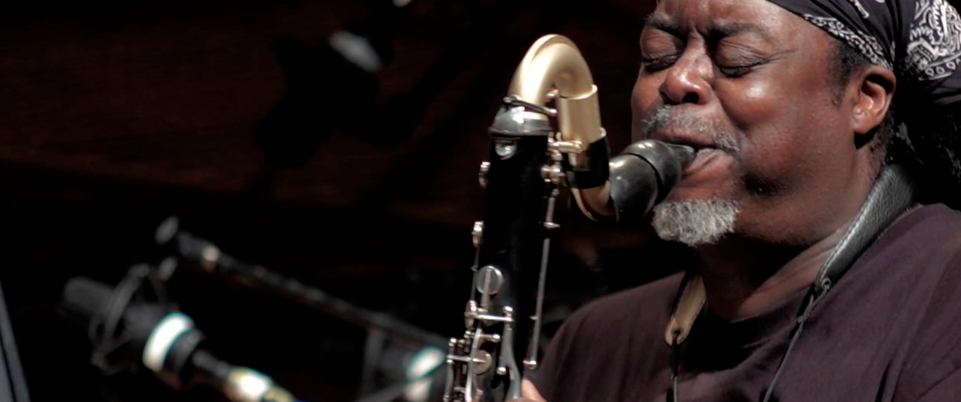 COURTNEY PINE.