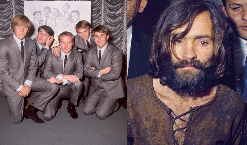 The Beach Boys y su verano de amor con Manson