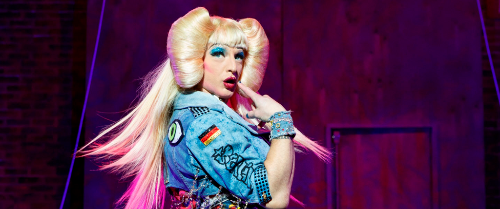 HEDWIG AND THE ANGRY INCH.