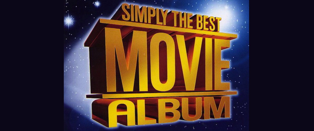 SIMPLY THE BEST MOVIE ALBUM.